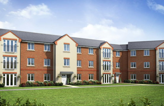 Apartment - Plot 145 - High Street - Wollaston - Stourbridge - West Midlands - DY8 4PF