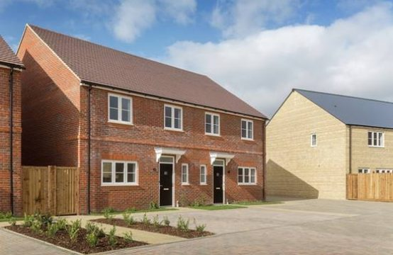 Plot 121, The Bladon, Oakwood Gate, New Road, Bampton